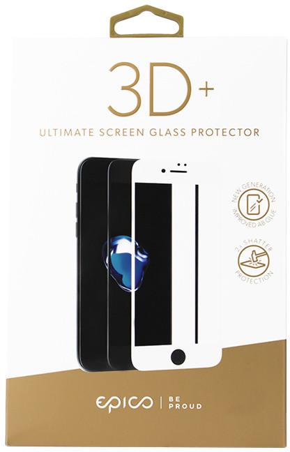 EPICO Tvrzené sklo pro Samsung S7 Edge EPICO GLASS 3D+ transparentní