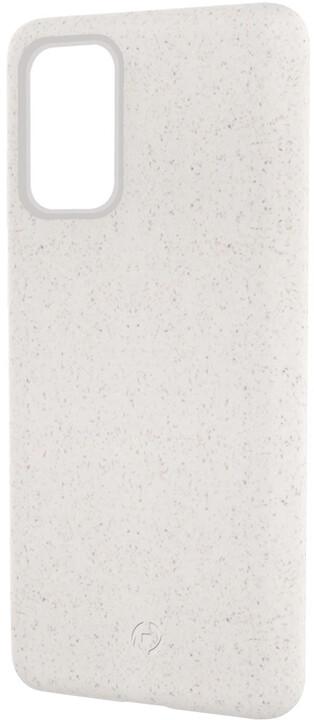 CELLY bio kryt Earth pro Samsung Galaxy S20+, bílá