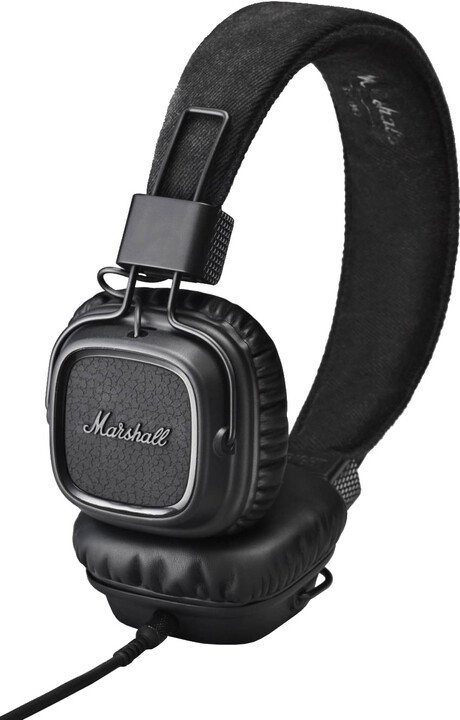 Marshall Major II, pitch black