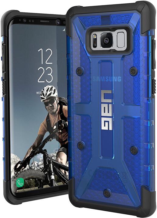 UAG plasma case Cobalt, blue - Samsung Galaxy S8+