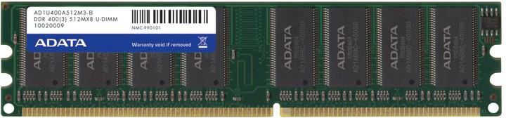 ADATA Premier Series 512MB DDR 400