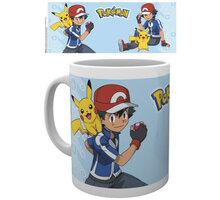Hrnek Pokémon - Ash - 5028486353002