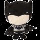 Plyšák DC Batman, 18 cm