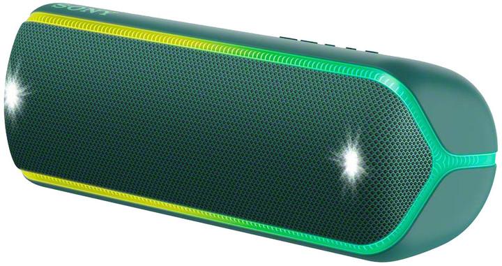 Sony SRS-XB32, zelená