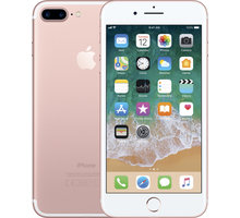 Apple iPhone 7 Plus, 128GB, růžová/zlatá  + Apple TV+ na rok zdarma + Elektronické předplatné čtiva v hodnotě 4 800 Kč na půl roku zdarma + Kuki TV na 2 měsíce zdarma