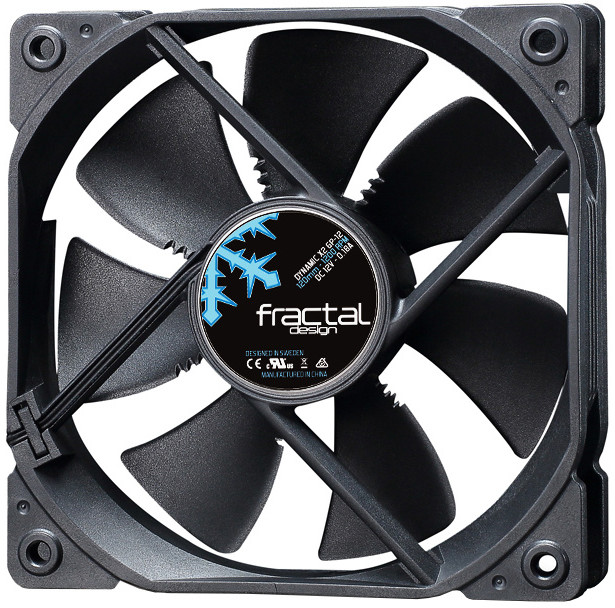 Fractal Design 120mm Dynamic X2 GP černá