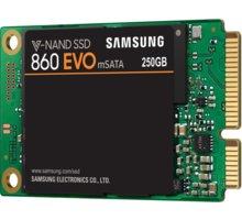 Samsung SSD 860 EVO, 250GB - MZ-M6E250BW