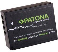 Patona baterie pro foto Fuji NP-W126 1140mAh Li-Ion, Premium