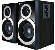 C-TECH SPK-310B, 2.0, černé, dřevěné O2 TV Sport Pack na 3 měsíce (max. 1x na objednávku)