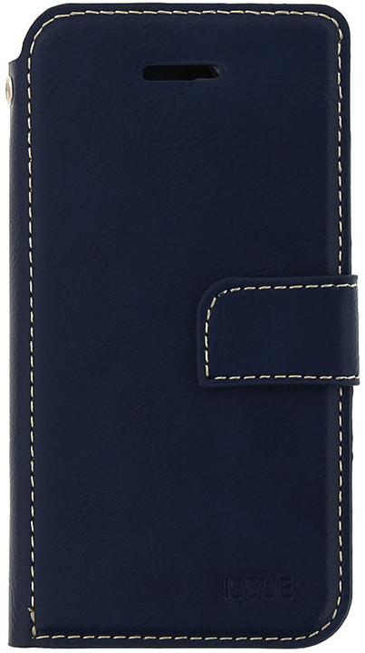 Molan Cano Issue Book Pouzdro pro Xiaomi Redmi 5, tmavě modrá