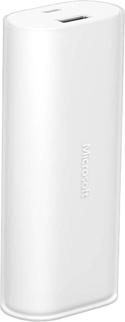 Nokia DC-21 univerzální přenosný záložní zdroj/nabíječka (Powerpack), bílá