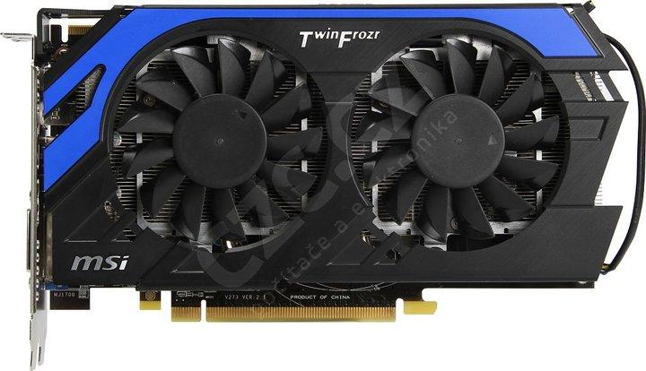 MSI R7850 Power Edition 2GD5/OC