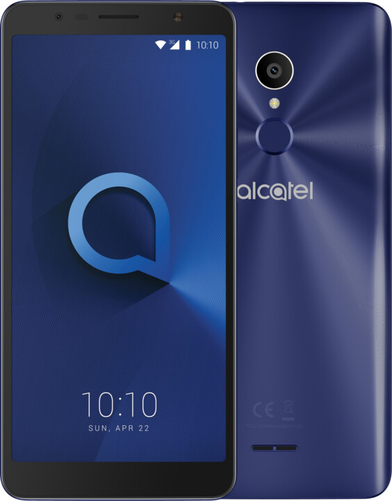 ALCATEL 3C 5026D, modrá