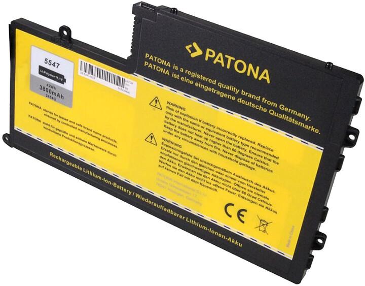 Patona baterie pro ntb DELL INSPIRON 15-5547 3800mAh Li-Pol 11,1V