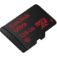 SanDisk Micro SDXC Ultra Android 128GB 80MB/s UHS-I + SD adaptér