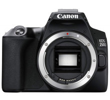 Canon EOS 250D, tělo