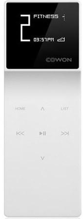 Cowon iAUDIO E3 - 8GB, bílá