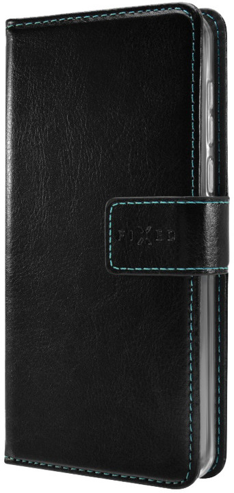 FIXED Opus pouzdro typu kniha pro Nokia 3, černé