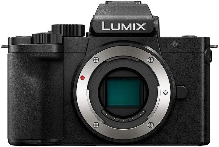 Panasonic Lumix G100, černá