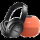 Bose QuietComfort 35 II, černá + Bose SL Micro, oranžová