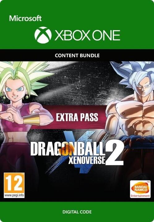 Dragon Ball Xenoverse 2: Extra Pass (Xbox ONE) - elektronicky