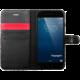 Spigen Wallet S pouzdro pro iPhone 6, černá