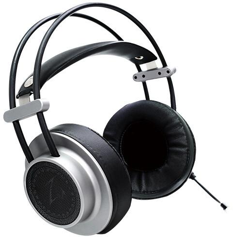 Zalman ZM-HPS600, černá/stříbrná