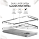 Spigen Neo Hybrid Crystal pro Galaxy Note 7, satin silver