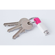inCharge MicroUSB Pink, 8cm