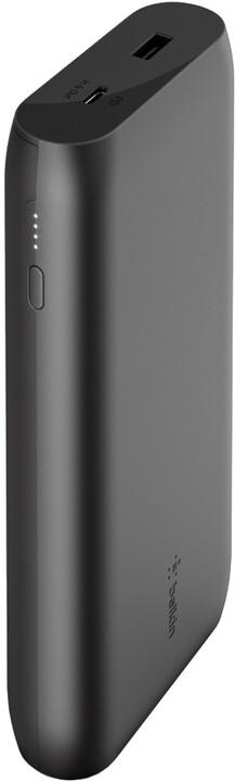 Belkin powerbanka, 20000mAh, USB-C PD, USB-A, 18W, černá