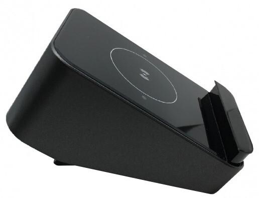 Foldable Stand Wireless Charger, černá