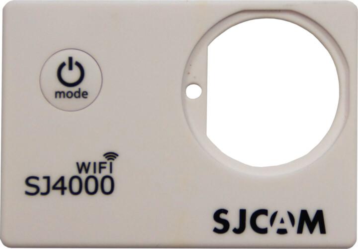 SJCAM ochranný kryt pro SJ4000 WIFI, bílý