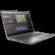 HP ZBook Fury 17 G7, šedá