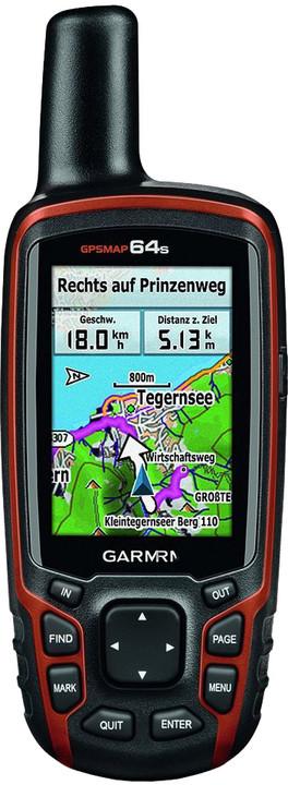 GARMIN GPSMAP 64s PRO