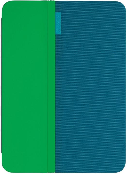 Logitech Any Angle pouzdro na iPad mini, zeleno-modrá