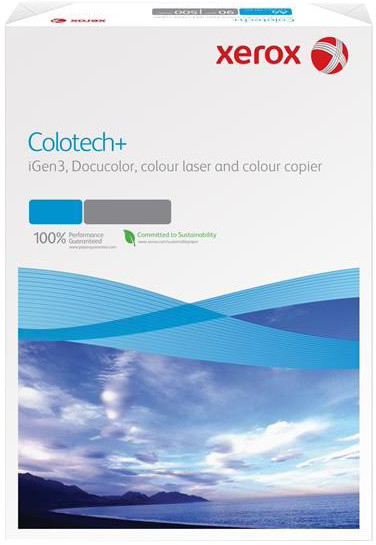 Xerox papír Colotech+, A3, 500 ks, 90g/m2