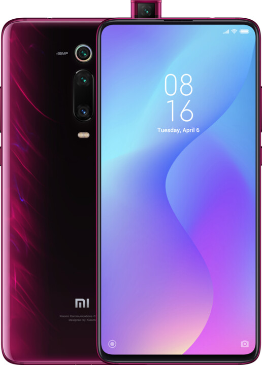 Xiaomi Mi 9T Pro, 6GB/128GB, Flame Red