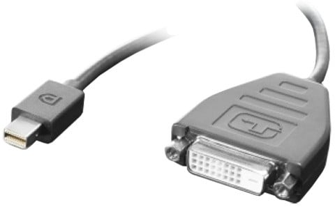 Lenovo Mini-DisplayPort na DVI