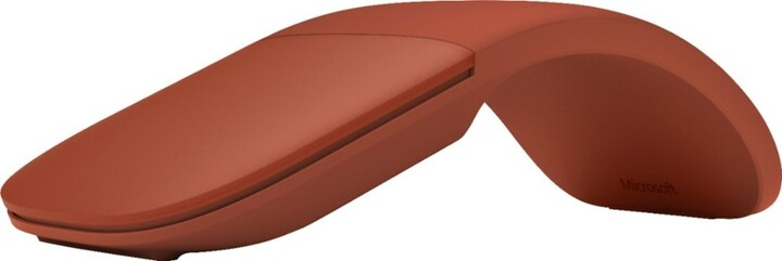 Microsoft Surface Arc Mouse, Poppy Red