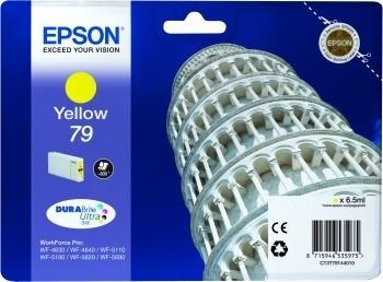 Epson C13T79144010, žlutá