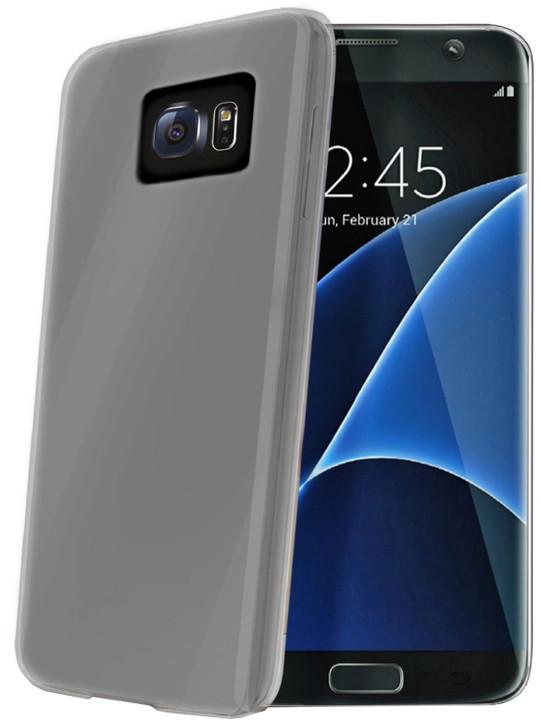 CELLY Gelskin pouzdro pro Samsung Galaxy S7 Edge, bezbarvá