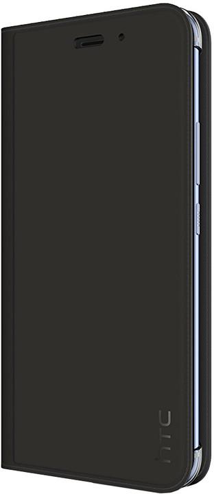 HTC HC C1322 Flip Pouzdro pro HTC U11, šedá (EU Blister)