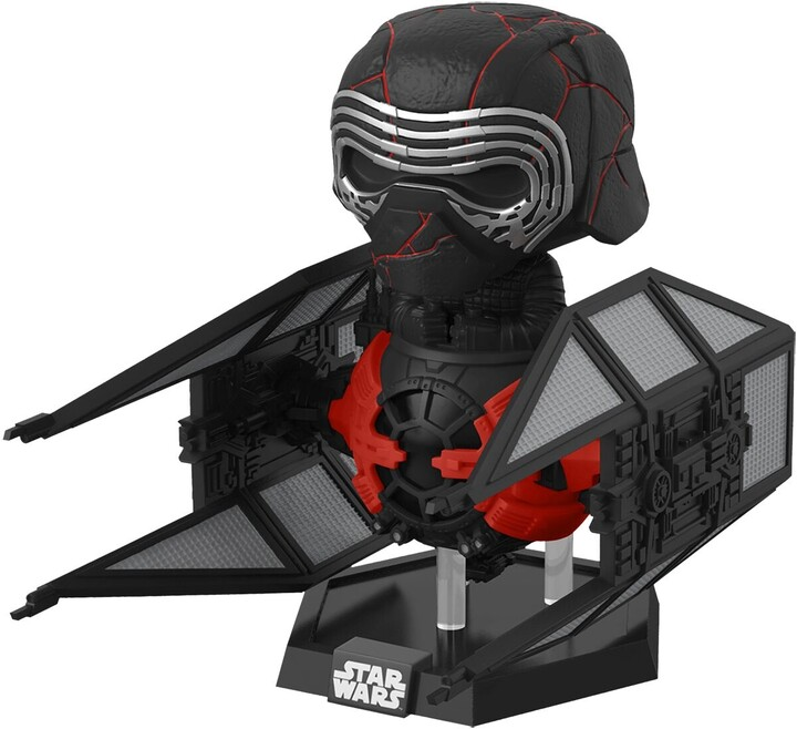 Figurka Funko POP! Star Wars IX: Rise of the Skywalker - Kylo Ren in Tie Whisper
