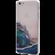 EPICO pružný plastový kryt pro iPhone 6/6S Plus WAVES  + EPICO Nabíjecí/Datový Micro USB kabel EPICO SENSE CABLE
