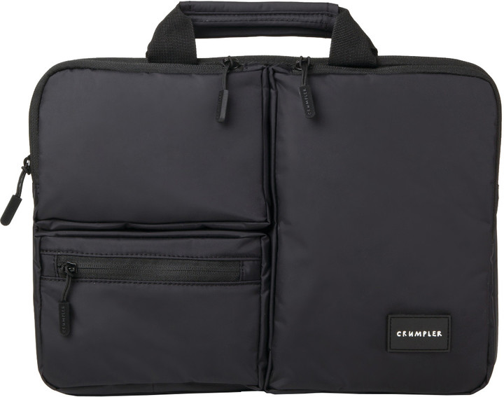 "Crumpler The Geek Deluxe pouzdro 13"" - dull black"