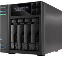 ASUSTOR AS7004T, Intel i5 - AS7004T-I5 + Chytrá váha UMAX Smart Scale US20E v hodnotě 999 Kč