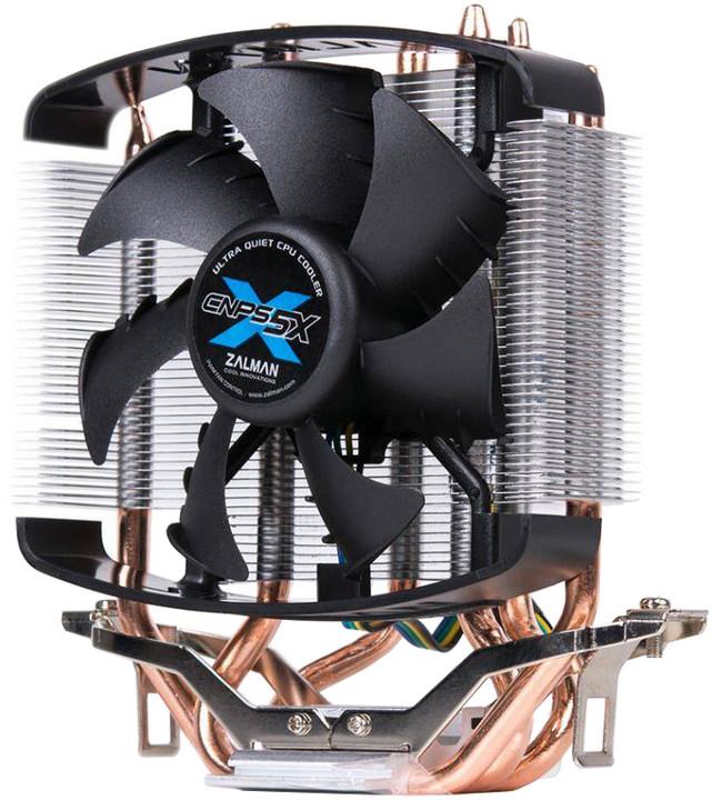 Zalman CNPS5X Performa, PWM