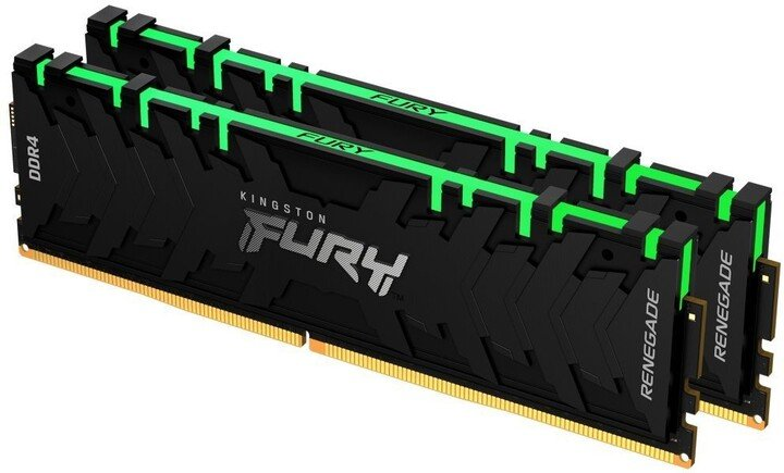Kingston Fury Renegade RGB 64GB (2x32GB) DDR4 3600 CL18