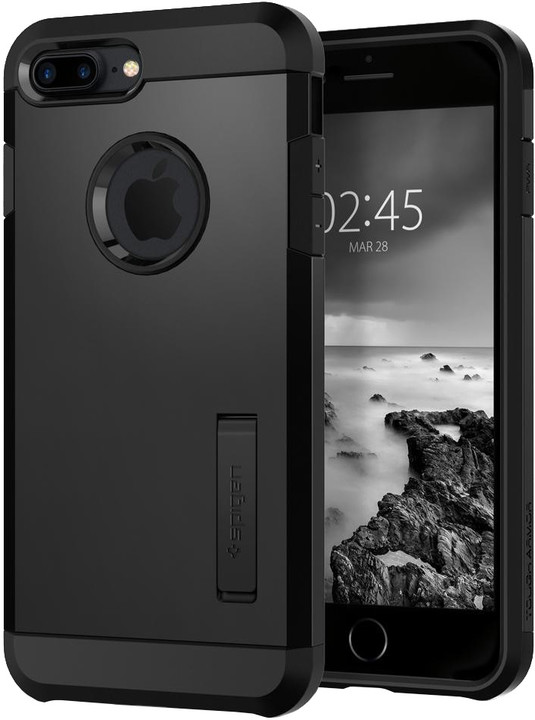 Spigen Tough Armor 2 iPhone 7 Plus/8 Plus, black