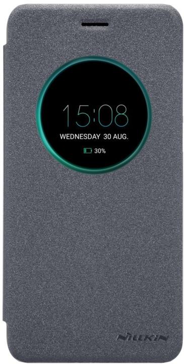 Nillkin Sparkle S-View pouzdro pro ASUS Zenfone 4 ZE554KL, Black